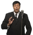 Jerry Lewis Impersonator